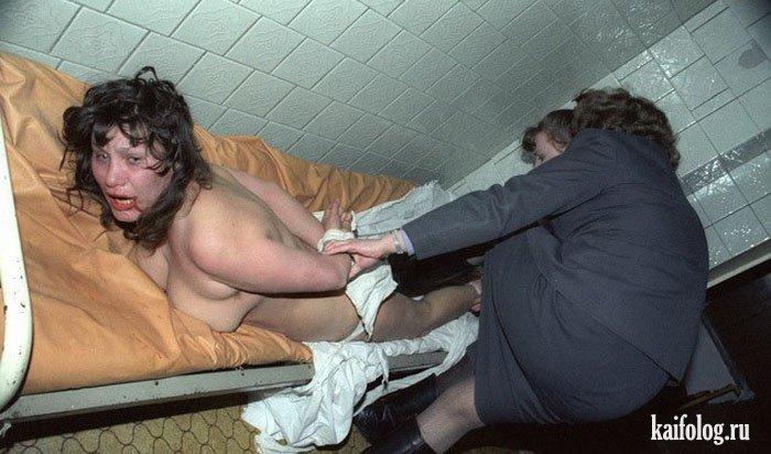 фото голых женщин в тюрьме